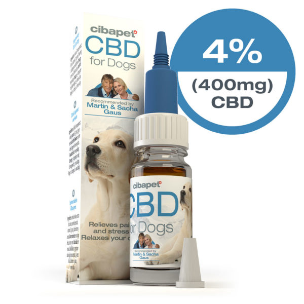 Afbeelding van CBD olie voor Hond van Cibapet