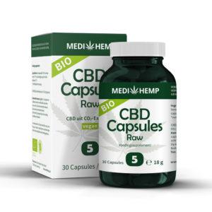 CBD Capsules 5%