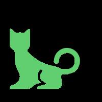 kat en hond icon